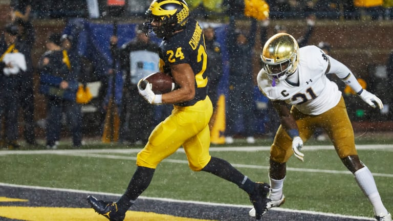 Ten Things I Thought Would Happen For Michigan Against Notre Dame