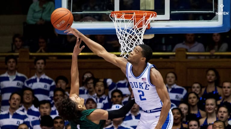 Duke Wins Exhibition Game By Six