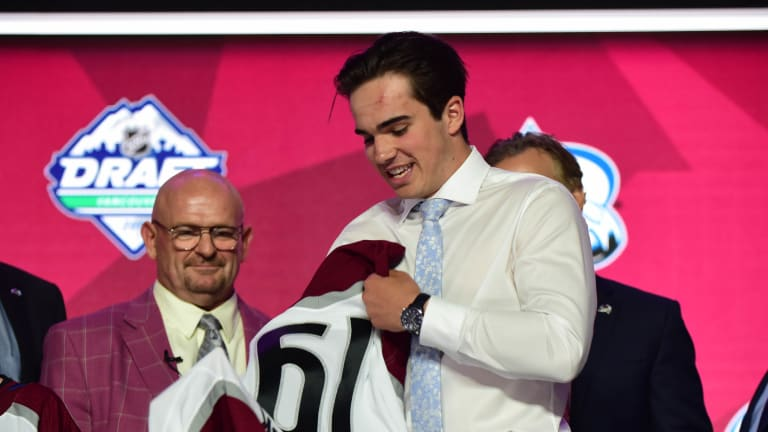 Coast to Coast to Coast: Alex Newhook's Journey from Newfoundland to First Round Pick