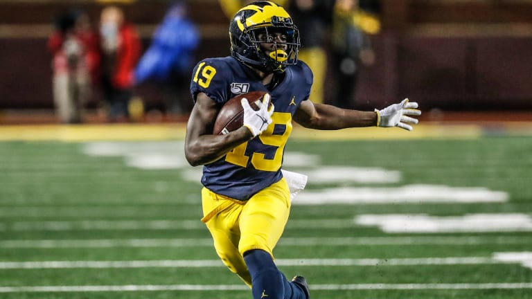 Five Quick Hits: Michigan Routs Notre Dame, 45-14