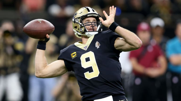 "Saints ""Brees"" Through Cardinals for Win, 31-9"