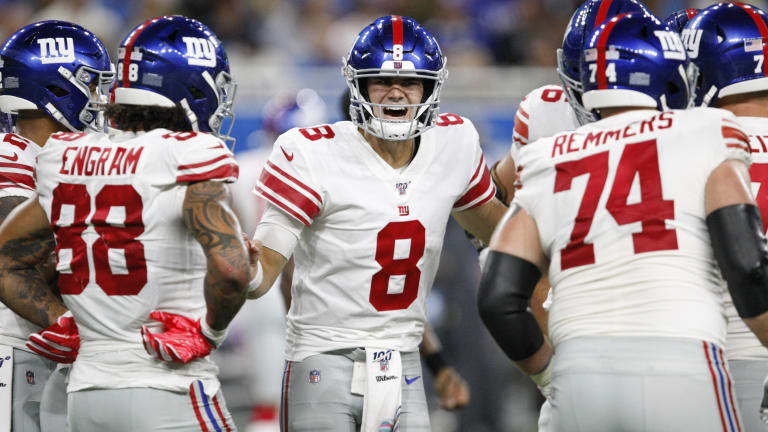 Giants Report Card: No Defense of the Defense