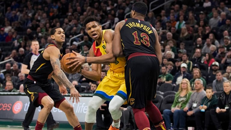 Cavaliers Can Look to Bucks as Model of How to Build the Right Way