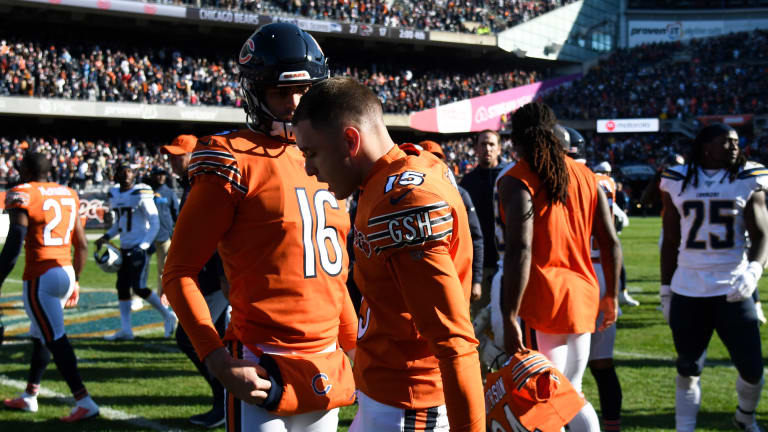 Around the NFC North, Week 8: The Bears Season Continues to Fall Apart