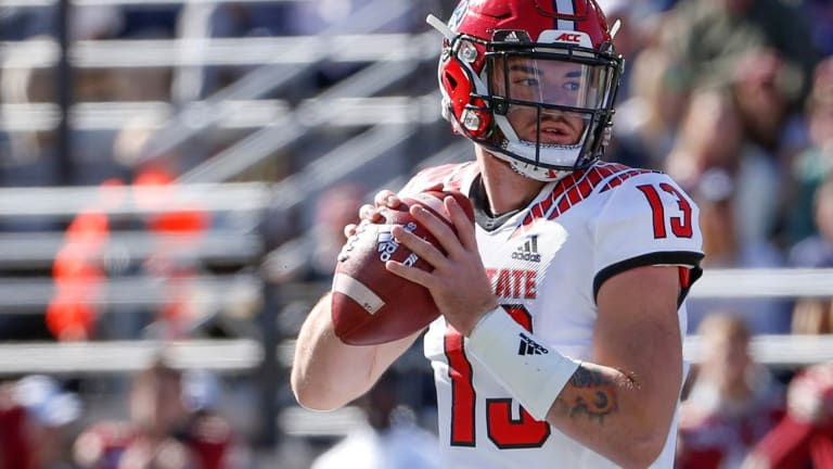 Doeren Makes it Official, Leary Will Start at QB on Saturday