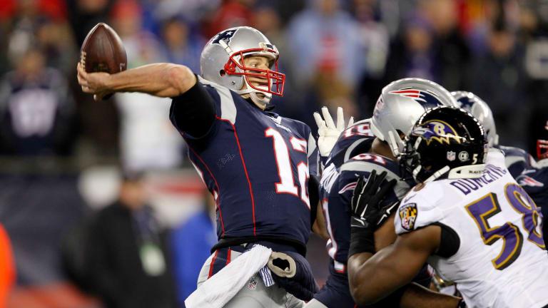 Ravens Face a Familiar Foe in Tom Brady