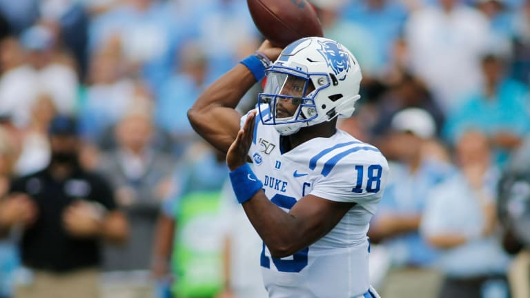 Duke Passing List: Quentin Harris Moves Up One Spot