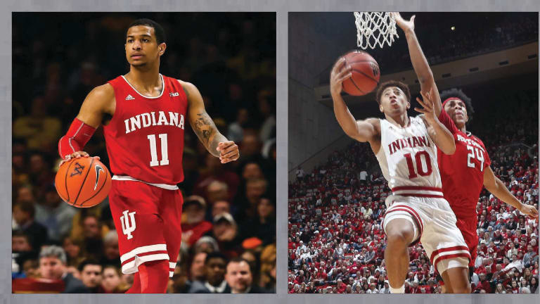 Green, Phinisee out for Indiana Exhibition Opener