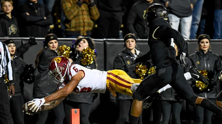 Oregon's Secondary Needs to Step Up in a Big Way Against USC