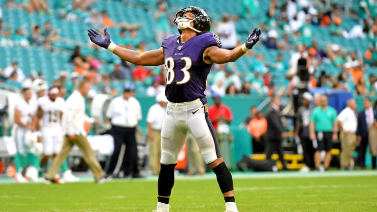 Willie Snead Signs Contract Extension with Ravens
