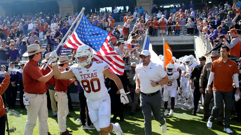Texas Football: Bye Week May Be Most Important Seven Days of the Season