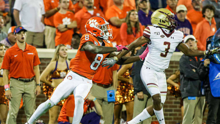 Military Appreciation is Special for Justyn Ross