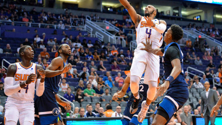 Another Game, Another Memorable Night For Phoenix Suns Guard Jevon Carter