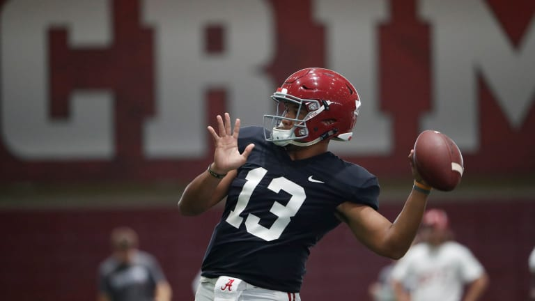 Tua Watch: Did Alabama Quarterback Tagovailoa Return to Practice?