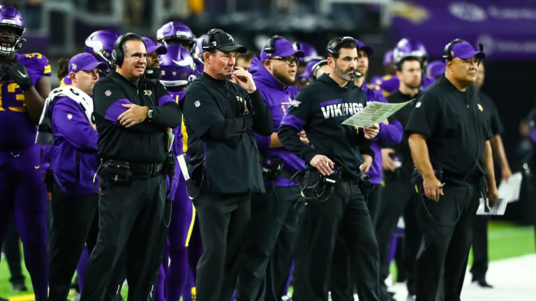 NFL Power Rankings, Week 9: Vikings Remain Near the Top
