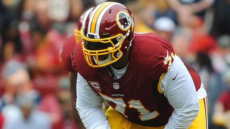 """Charles Robinson: Browns """"Furious"""" at Redskins Over Trent Williams"""