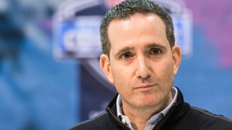 Howie Roseman Let's Trade Deadline Pass Without a Deal