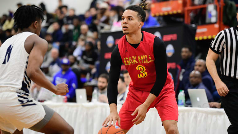 Cole Anthony No. 2 in Sports Illustrated Preseason Projections