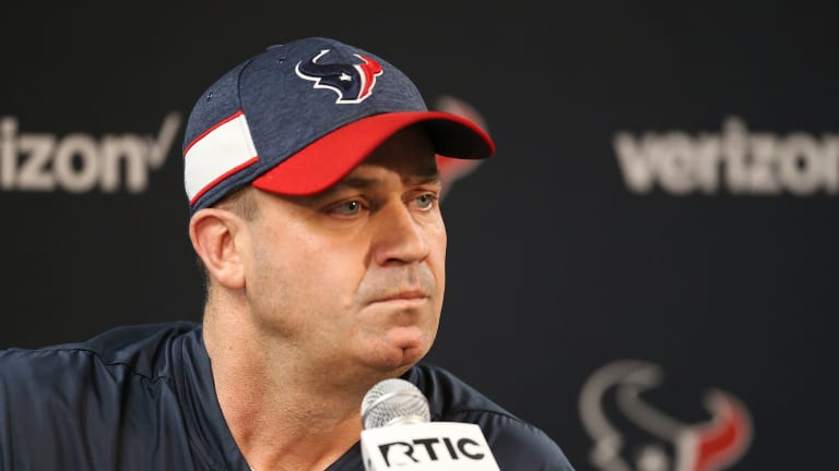 With The Trade Deadline Approaching, The Texans Pass Rush Needs To Be On Bill O'Brien's Mind