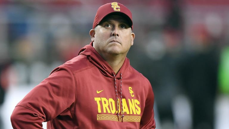 The Latest on USC's Search For an Athletic Director and How It Affects Clay Helton