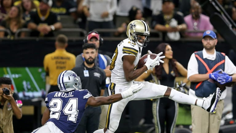 Michael Thomas Deserves to be NFL MVP Candidate