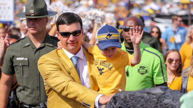 West Virginia Unveils Uniform Combo for Baylor Game