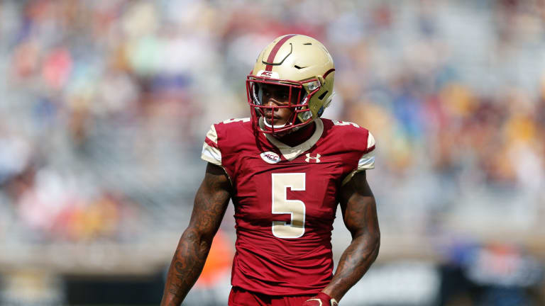 Former Boston College Safety Kam Moore Cleared Of Domestic Violence Charges