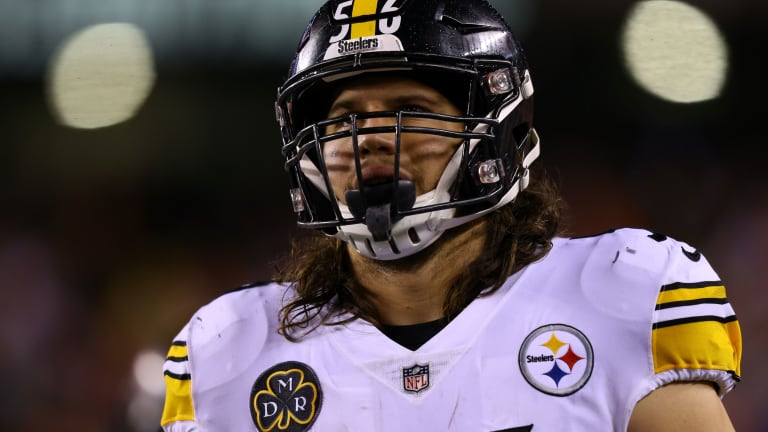 Domestic Violence Charges Dropped Against Steelers Anthony Chickillo