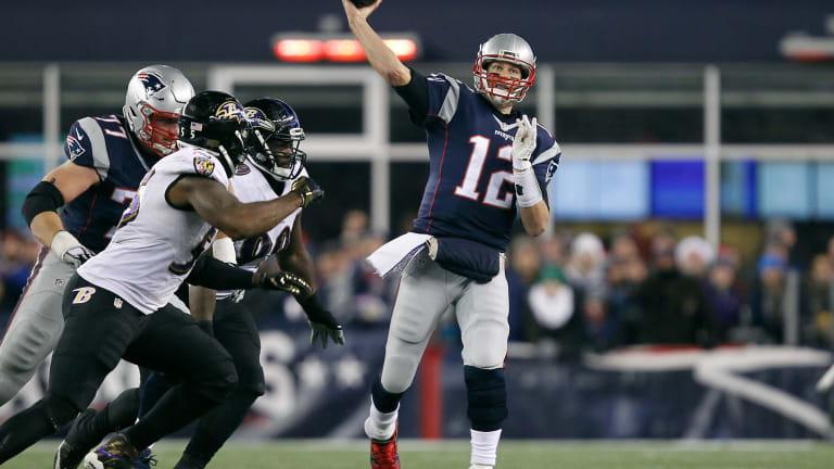 Week 9 Preview: Ravens-Patriots