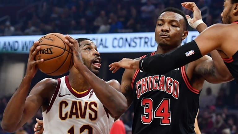 Dribbles: Cavs' Thompson, Love Forming Veteran Connection to Positive Returns