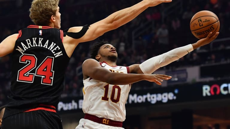 Lo and Behold, Youngsters Play Role in Firing Cavs to Victory