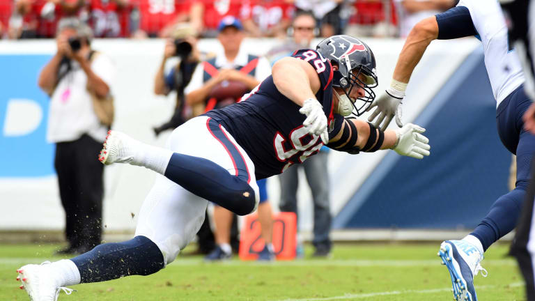 Diminished Division Foes Await Titans in Season's Second Half