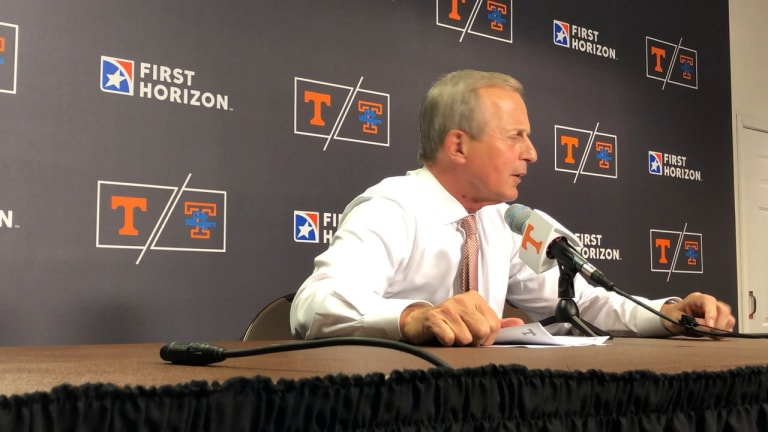 VIDEO: Tennessee coach Rick Barnes postgame vs. Eastern New Mexico