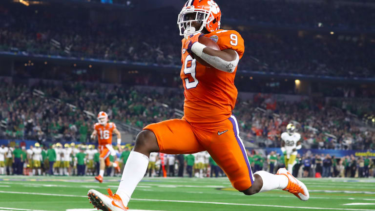 Possible Orange Britches Game For the Tigers Saturday