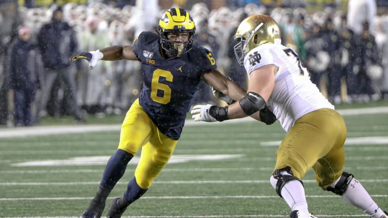 Listen: Bill Bender Offers His Take On Michigan Blowout Of Notre Dame