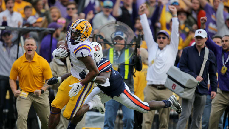 For LSU to Find Success Against Alabama, Fundamentals Must be Pristine