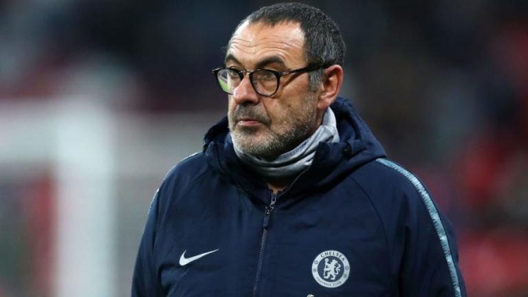 Maurizio Sarri Laments VAR Penalty Award During Chelsea's Carabao Cup Loss to Tottenham