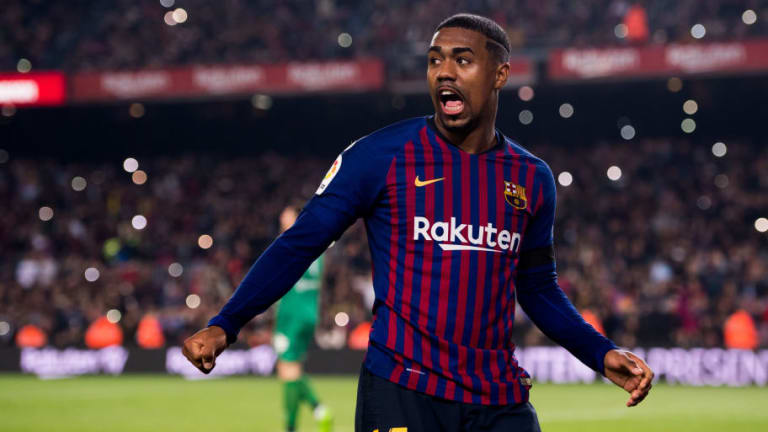 Everton Revive Interest in Barcelona Misfit Malcom With Ambitious Summer Bid Being Lined Up