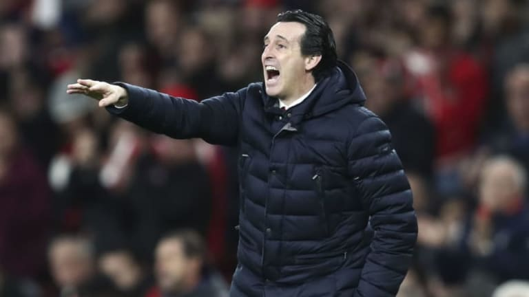 Unai Emery Defends Alexandre Lacazette Substitution During Arsenal's 4-1 Victory Over Fulham