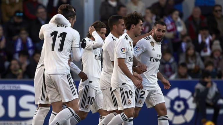 Real Madrid vs Real Sociedad | Alineaciones confirmadas