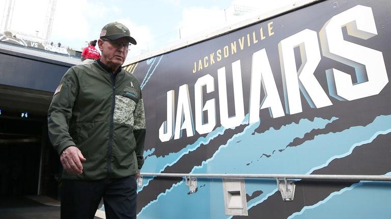 Coughlin's Jaguars Scramble to Fix Past Mistakes