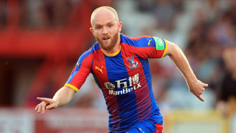 Crystal Palace Confirm Departure of Jonny Williams to Charlton After 17 Years at Selhurst Park