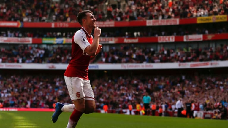 Arsenal's Aaron Ramsey Expected to Join Juventus With Announcement Planned This Month