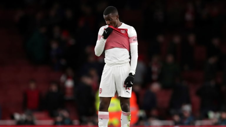 Arsenal Legend Tony Adams Urges Gunners Youngster Eddie Nketiah to Pursue Loan Move in January