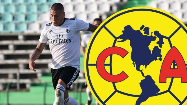 Nico Castillo habría llegado a un acuerdo con el América