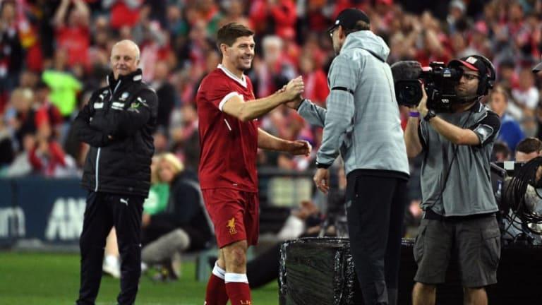 Jamie Redknapp Reveals Why He's Backing Steven Gerrard to Succeed Jurgen Klopp at Liverpool