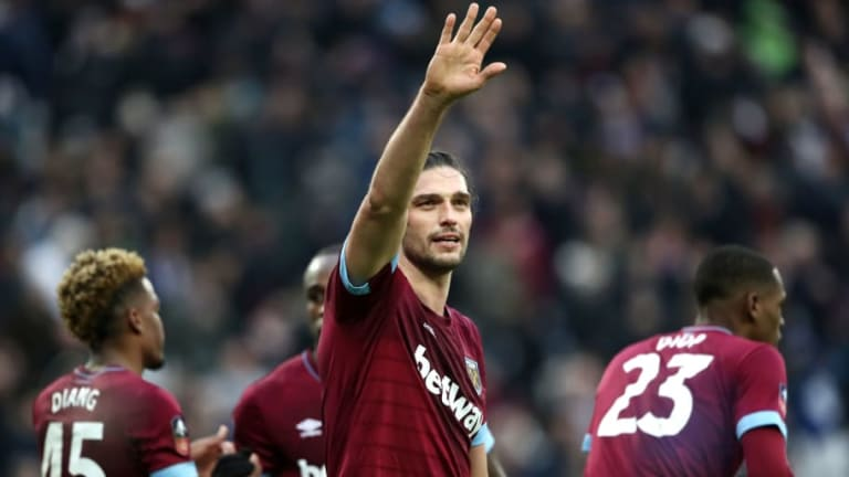 West Ham's Andy Carroll Provides Update on Future Amid Rumours He Won't Be Offered New Deal