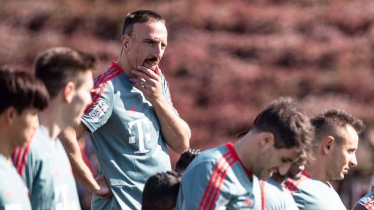 Franck Ribéry Lambasts the 'Haters' on Social Media Following Outcry Over His Lavish Spending