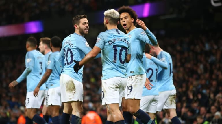 Twitter Reacts as Manchester City Beat Liverpool in Pulsating Premier League Title Clash
