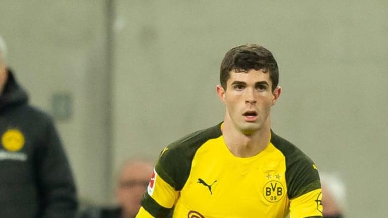 OFICIAL | Chelsea y Borussia Dortmund llegan a un acuerdo por Christian Pulisic